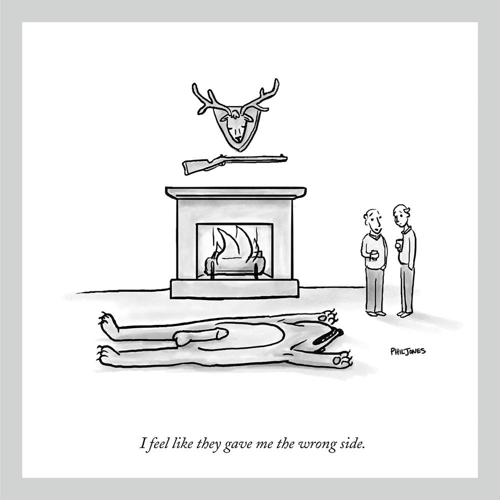 New Yorker Comics - phildesignart